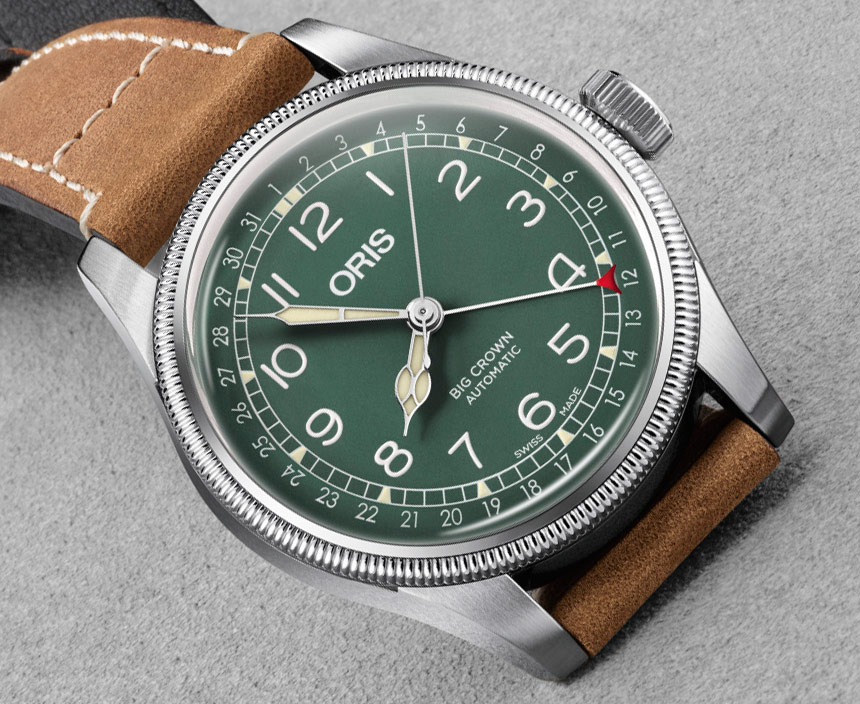 Oris Big Crown D.26 286 HB-RAG Watch Watch Releases