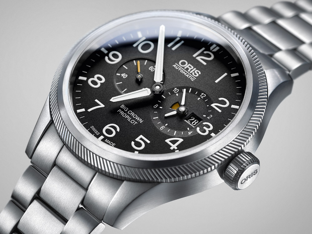 Oris Big Crown ProPilot Worldtimer Watch Watch Releases