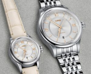 Oris Classic Date Watch Watch Releases