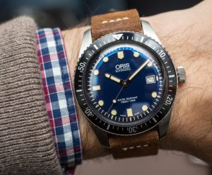 Oris Divers Sixty-Five 42mm Watch Hands-On Hands-On