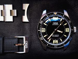 Oris Divers Sixty-Five Topper Edition Watch Review Wrist Time Reviews