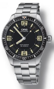 Oris Divers Sixty-Five Topper Edition Watch Watch Releases