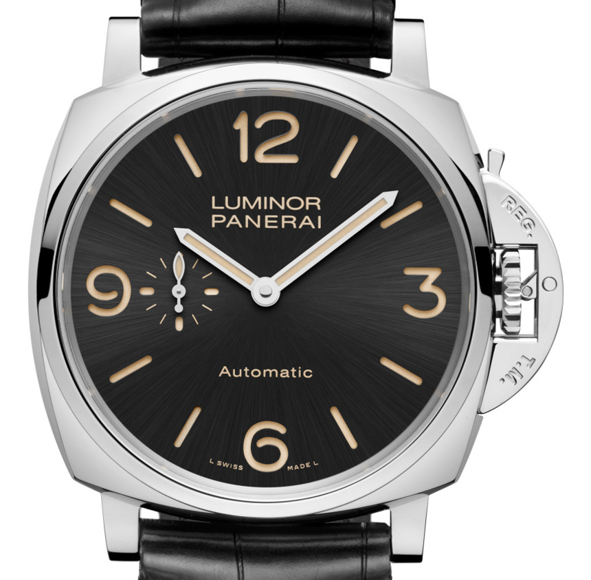 Panerai Luminor Due 3 Days Watches Debut New Luminor Line In 42 & 45MM
