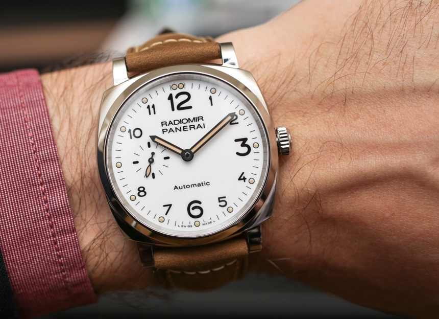 Panerai Radiomir 1940 3 Days Automatic Acciaio Watch Hands-On