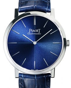Piaget Altiplano 60th Anniversary Watches In An Automatic 43mm & Manual-Wind 38mm Watch Releases