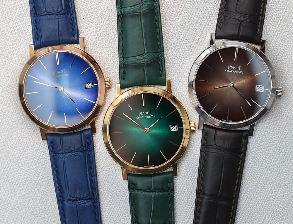 Piaget Altiplano 60th Anniversary Watches Hands-On