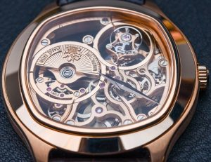 Piaget Emperador Cushion Tourbillon Automatic Skeleton Watch For 2015 Hands-On Hands-On