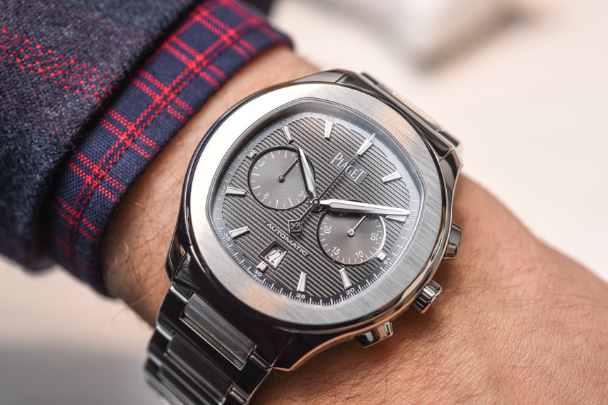 Piaget Polo S Chronograph Watch Hands-On