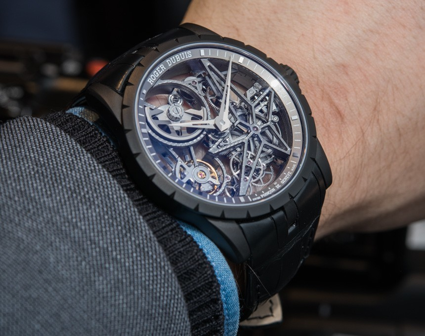 TOP 10 Watches Of SIHH 2015 ABTW Editors' Lists