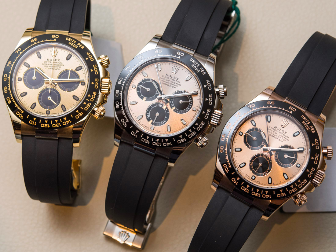 A Mid-Show Roundup Of Some Baselworld 2017 Watches ABTW Round-Ups