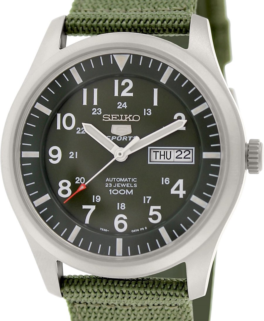 Seven Awesome Field Watches For Every Budget ABTW Editors' Lists