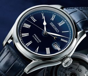 Seiko Presage Blue Enamel SPB069 Limited Edition Watch Watch Releases