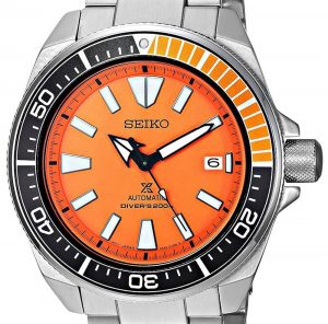 Seiko Prospex 'Orange Samurai' SRPB97 Watch Watch Releases