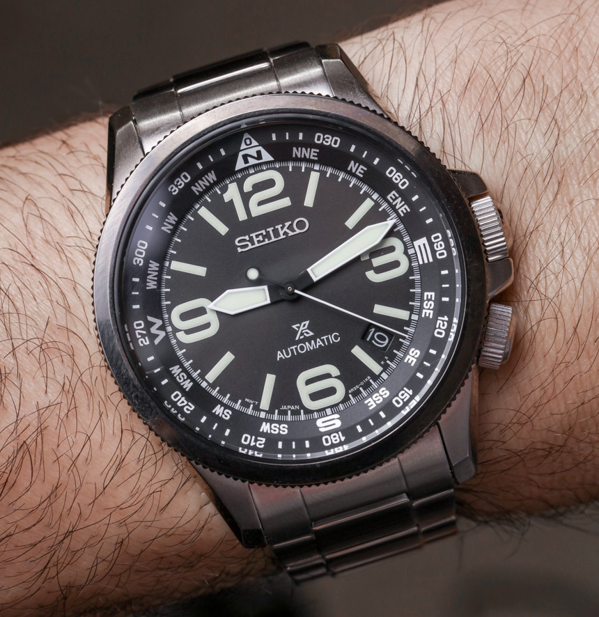 Seiko Prospex SRPA71 Land Automatic Watch Review