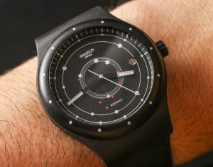 Swatch Sistem 51 Watch Review: Buy A $150 Swiss Automatic? Wrist Time Reviews