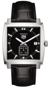TAG Heuer Monaco Quartz Watch For $1,700 Watch Releases