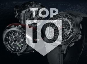 Top 10 Watches For Traveling ABTW Editors' Lists