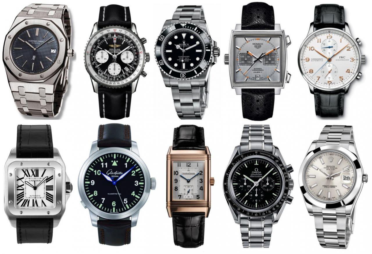1c0ce8ea62b3 Top 10 Living Legend Watches To Own ABTW Editors' Lists
