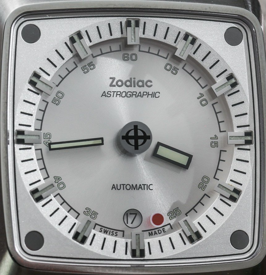 Zodiac Astrographic Watch Review Wrist Time Reviews