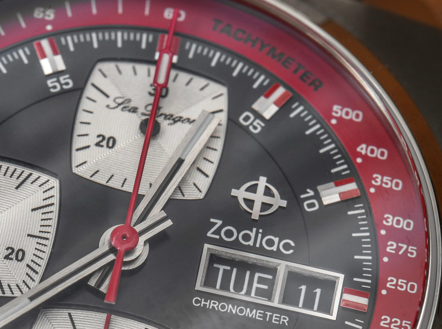 Zodiac Sea Dragon Chronograph Watch Hands-On Hands-On