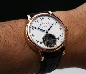 A. Lange & Söhne 1815 Tourbillon Watch Hands-On Hands-On