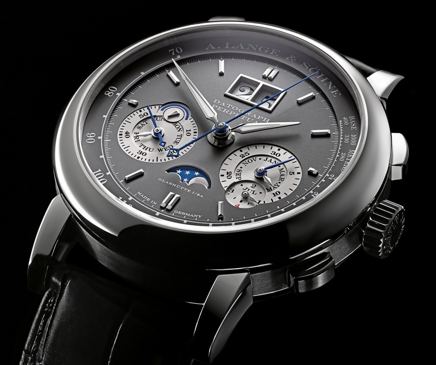 A. Lange & Söhne Datograph Perpetual Watch New For SIHH 2015 Watch Releases