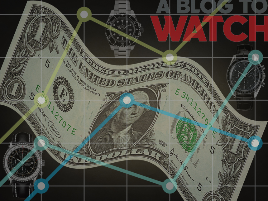 From A Swiss Perspective, US Watch Prices Haven't Increased That Much