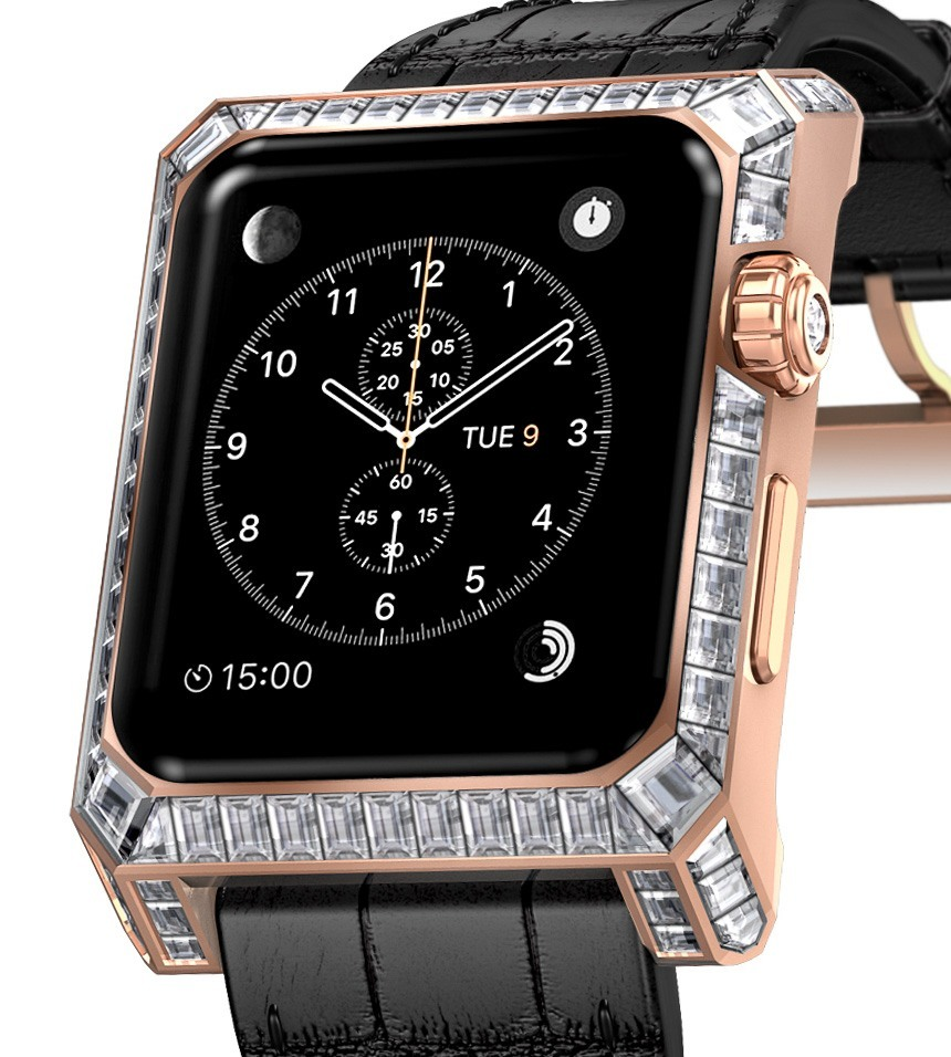 Wondering How The Swiss Luxury Industry Will Handle Smartwatches? One Cheeky Watch Maker Proposes This Option