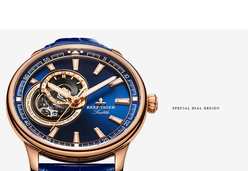 The Perfect Occasion Deserves The Perfect Timepiece Seattle Sea Hawk RGA1639