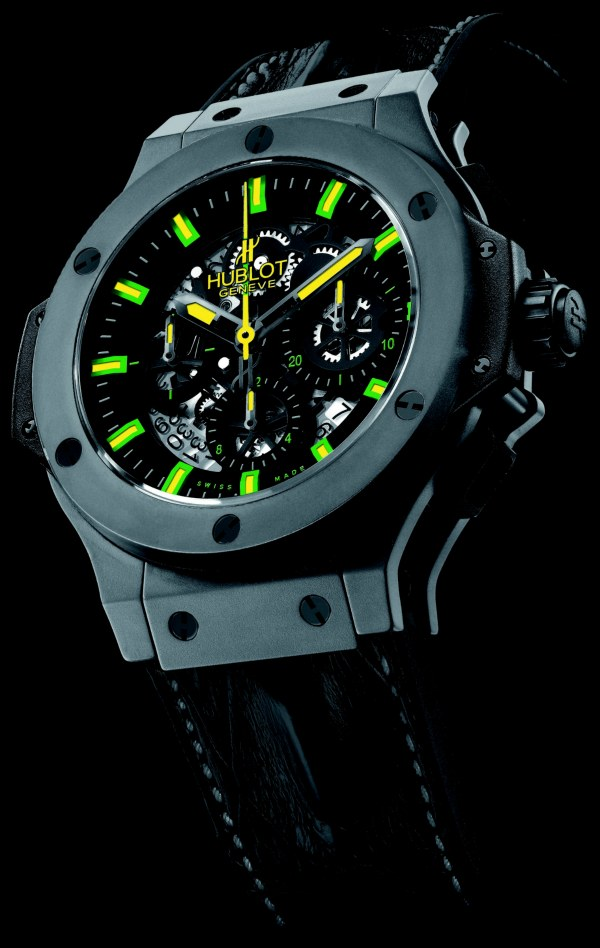 Hublot Big Bang Watch For Architect Oscar Niemeyer Watch Releases