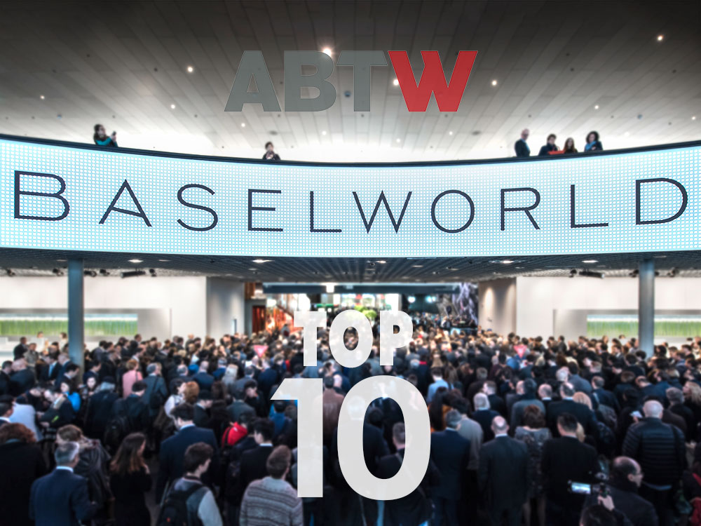 Top 10 Watches Of Baselworld 2017: A Trade Show At A Crossroads
