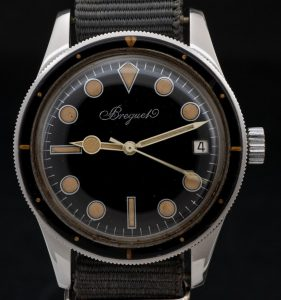 Breguet No. 1646 Diver Watch: A Newly Discovered Vintage From 1965 Feature Articles