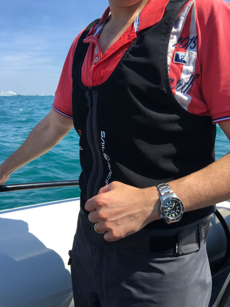 What I Learned After Bremont Watches Had Me Sail With Oracle Team USA In Their AC45 America's Cup Boat Feature Articles