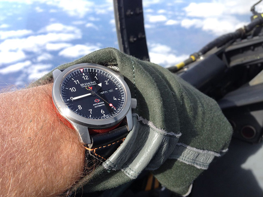The Story Of Bremont Watches & Martin-Baker Ejection Seats