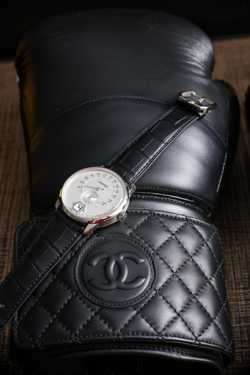 Chanel Monsieur Watch With First In-House Movement Hands-On