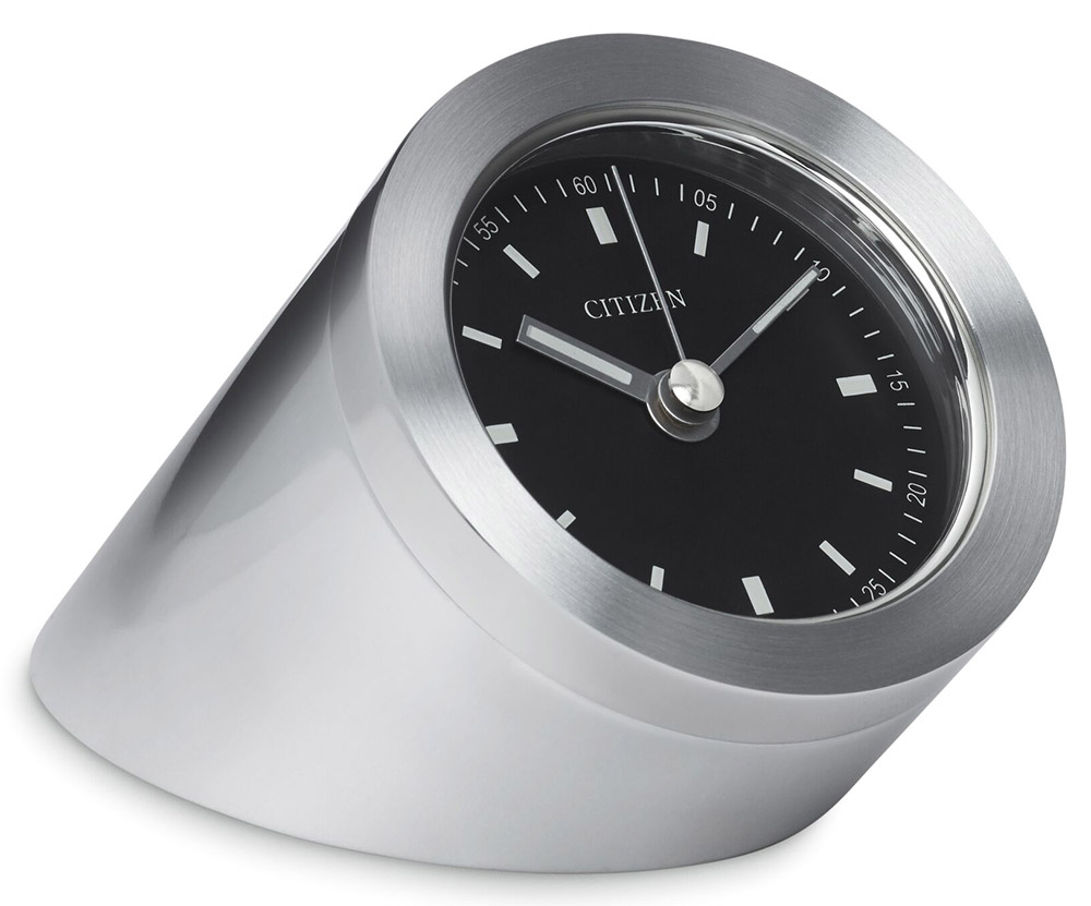 Citizen Wall & Desk Clocks With Designs Based On Watch Dials