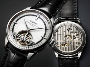 Citizen Tourbillon Y01 Watch With Brand's First Tourbillon Watch Releases