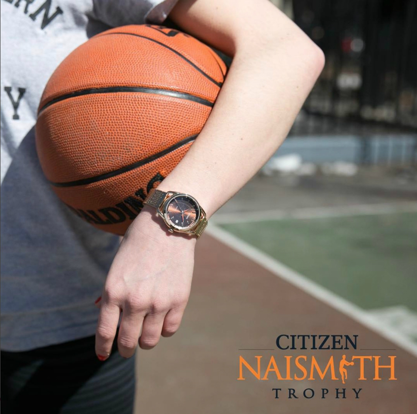 Citizen Watch Trophy Celebrates Naismith College Player Of The Year