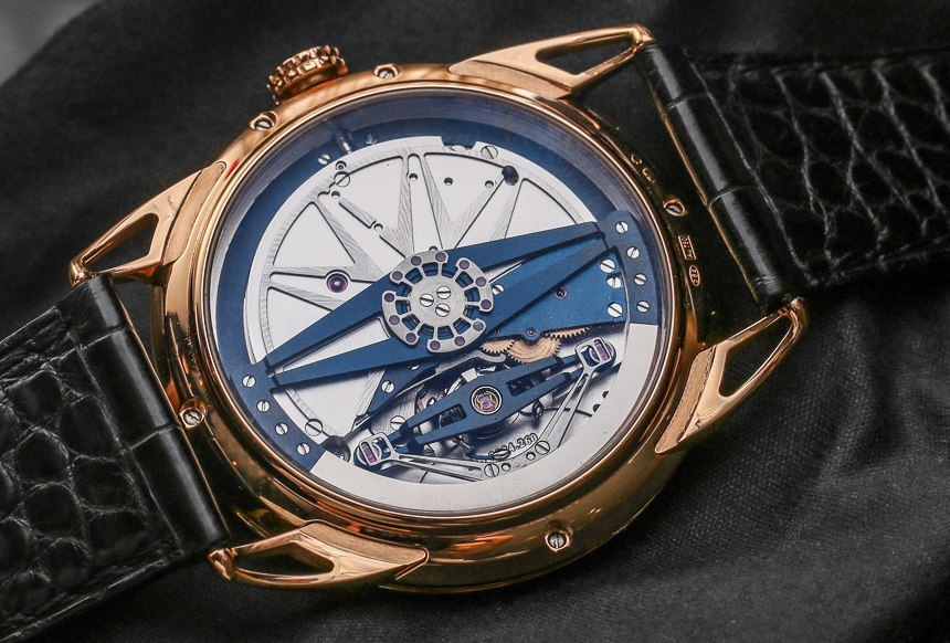 De Bethune DB25 Midnight Blue & White Night Watches Hands-On Hands-On