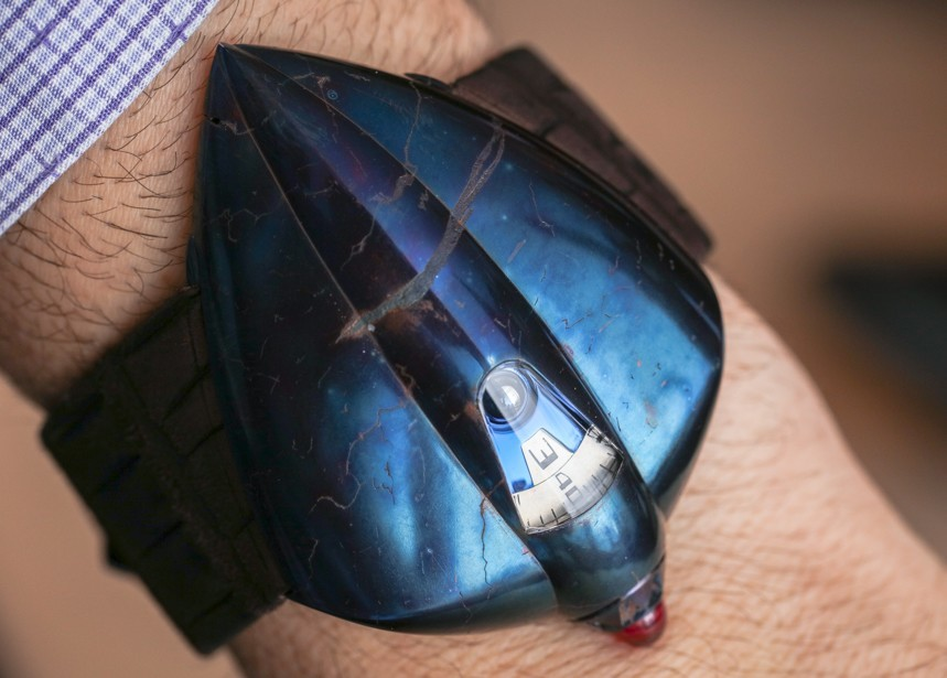 De Bethune Dream Watch 5 With Meteorite Case Hands-On