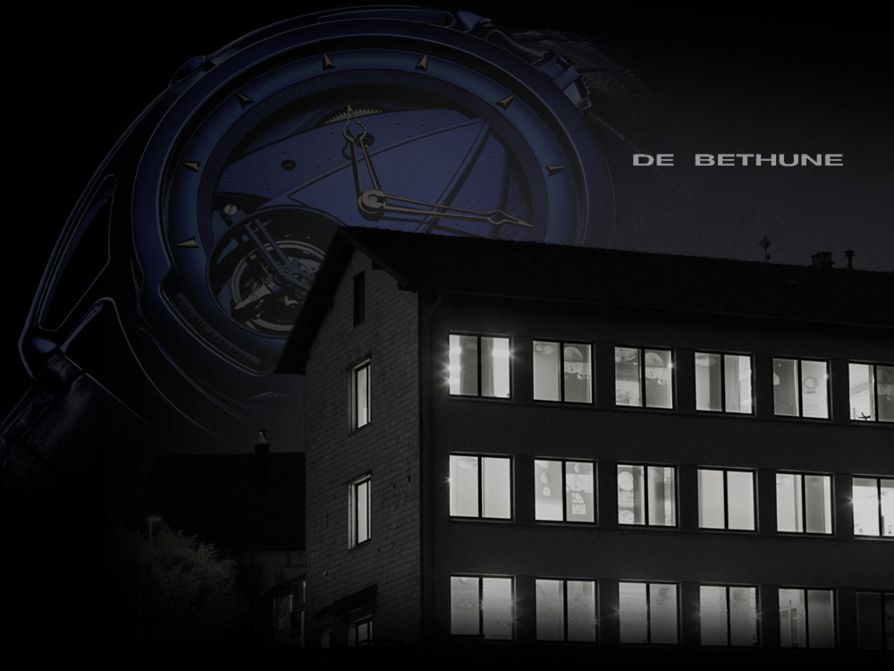 De Bethune Sells Majority Stake To Investment Consortium