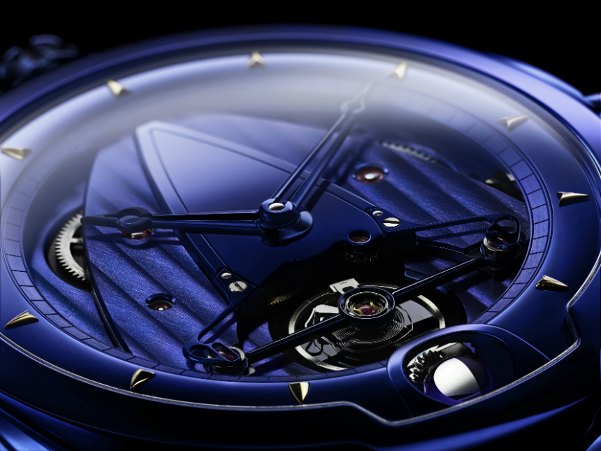 De Bethune DB28 & DB28T Tourbillon 'Kind Of Blue' Watches Watch Releases
