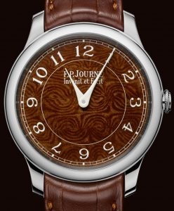 F.P. Journe Chronomètre Holland & Holland Watch Watch Releases