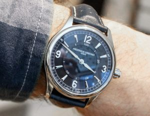 Frederique Constant Horological Smartwatch '2.0' Wrist Time Reviews
