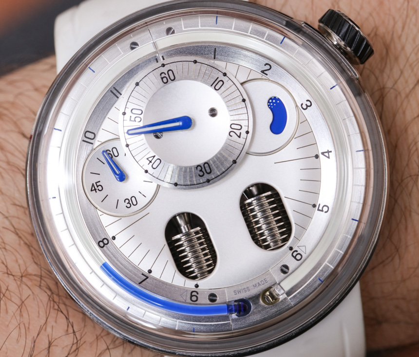 HYT H0 Watch Review