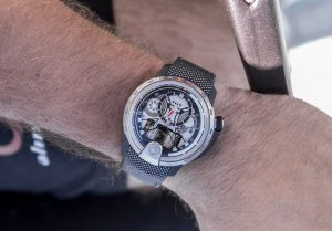 HYT H1 Alinghi Watch Hands-On At The Extreme Sailing Series Hands-On