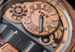 HYT H1 Full Gold Watch Hands-On Hands-On