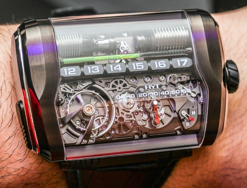 HYT H3 Hands-On: A Best-Of-2015 Watch