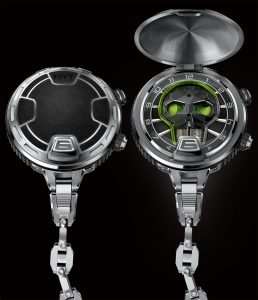 HYT Skull Pocket Watch Watch Releases