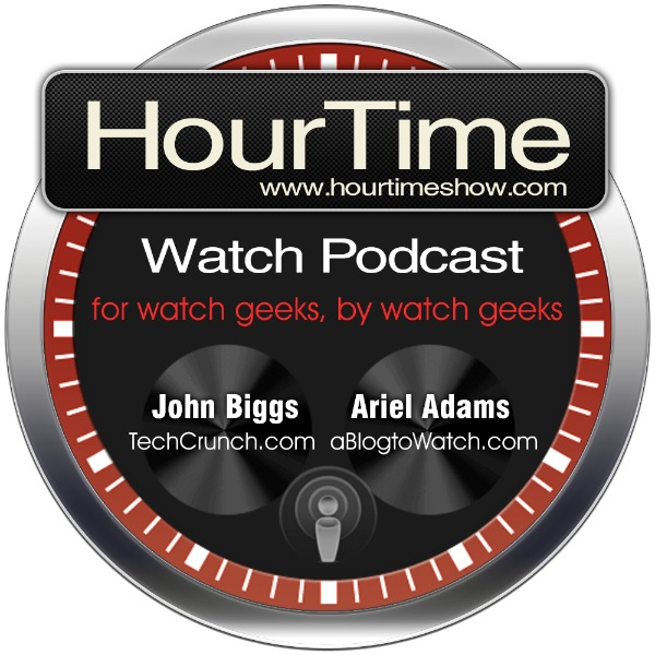 HourTime Show Watch Podcast Episode 133 – A Quintet of Time